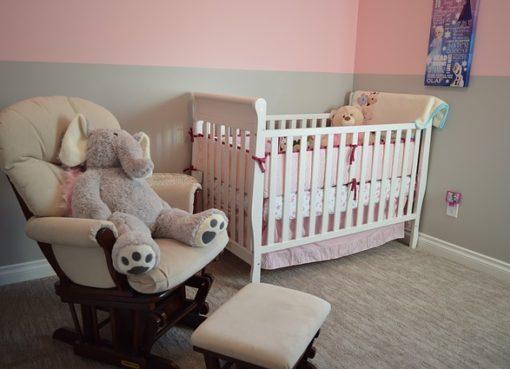 interneto svetainė, mamos vaiko kambarys